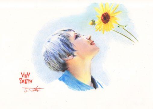 HEY-SMITH かなすちゃん 色鉛筆