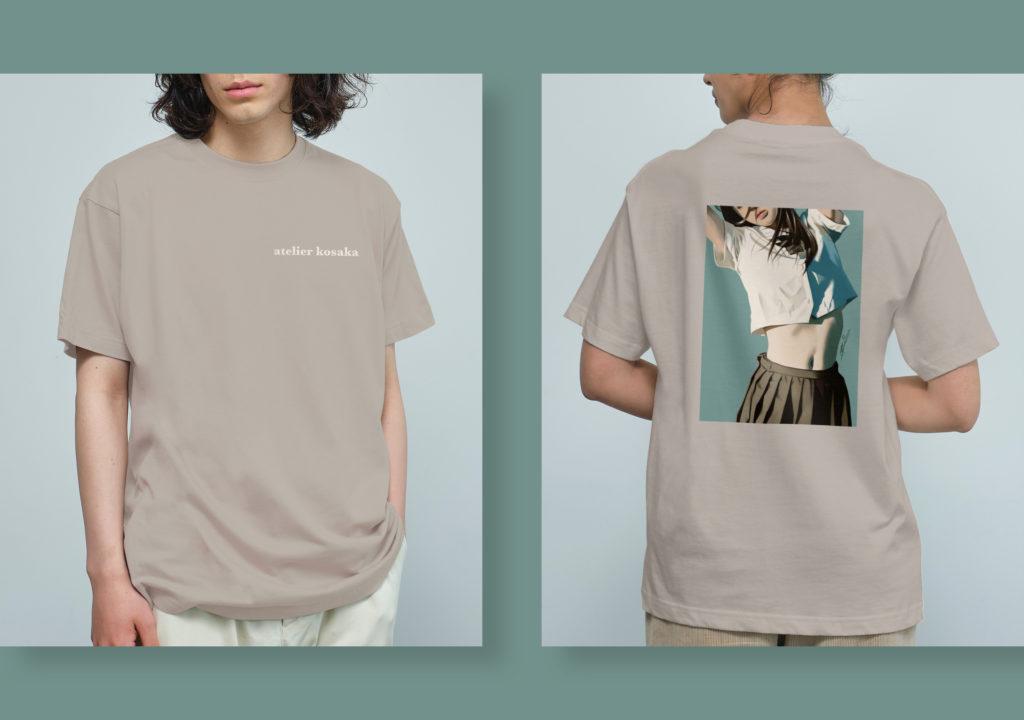 SUZURI Tシャツセール イラストレーター コサカダイキオリジナルTシャツデザイン